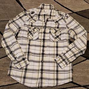 BKE SLIM FIT Button shirt